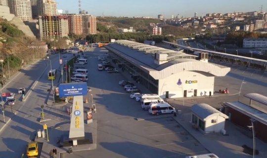 Photo of Alibeyköy cep otogarı yazıhaneleri kiraya veriliyor