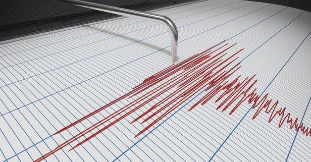 Kandilli Depremi Duyurdu