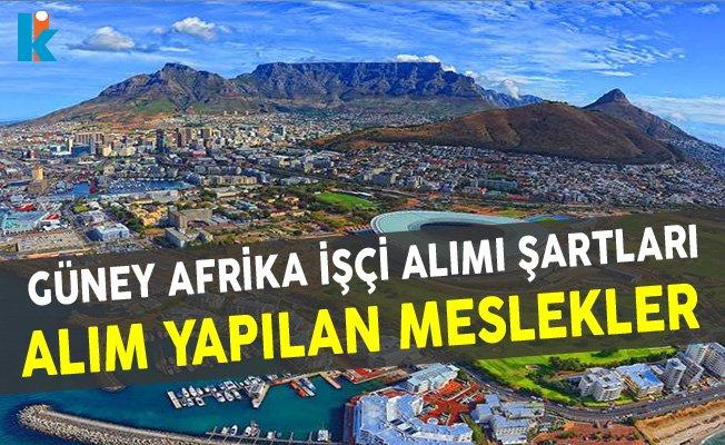 Photo of Güney Afrika İşçi Alımı Var Mı? Yapılabilecek İşler Nelerdir? İş Kurmak Mümkün Mü?