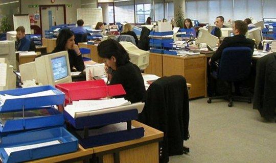 Photo of İŞKUR 550 büro memuru alımı başvuruları başladı!