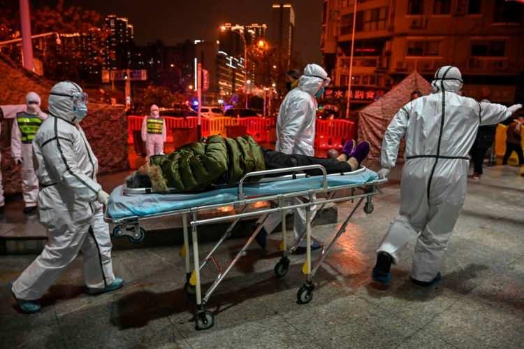Photo of ABD'den korkutan haber: vaka sayısı İtalya ve Çin'i geçti