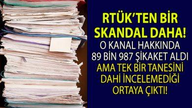 Photo of O TV kanalı hakkında RTÜK'e on binlerce şikayet gitti!