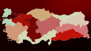 Photo of Bölgelere göre vaka tablosu ve son 7 günlük koronavirüs durum raporu yayınlandı!