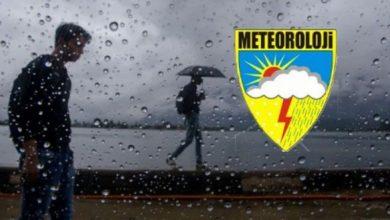 Photo of Meteoroloji 3 il için sağanak yağış uyarısında bulundu!