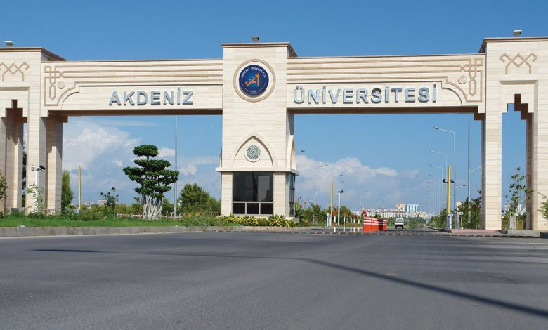 Akdeniz Üniversitesi İşçi Alım İlanı