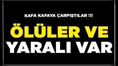 Photo of Sivas'ta Korkunç Kaza! Ölüler ve Yaralı Var