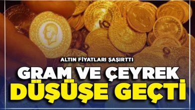 Photo of Gram Altın ve Çeyrek Altın Fiyatları Düşüşe Geçti ! İşte 8 Ağustos Güncel Altın Fiyatları