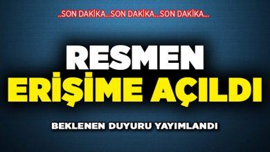 Photo of ALES 2020/1 Sınav Giriş Belgeleri ÖSYM Tarafından Yayımlandı