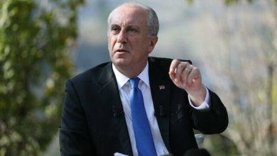 Photo of Yeni Parti kuracağı iddia edilen Muharrem İnce'den flaş açıklama: Haftaya her şeyi açıklayacağım!